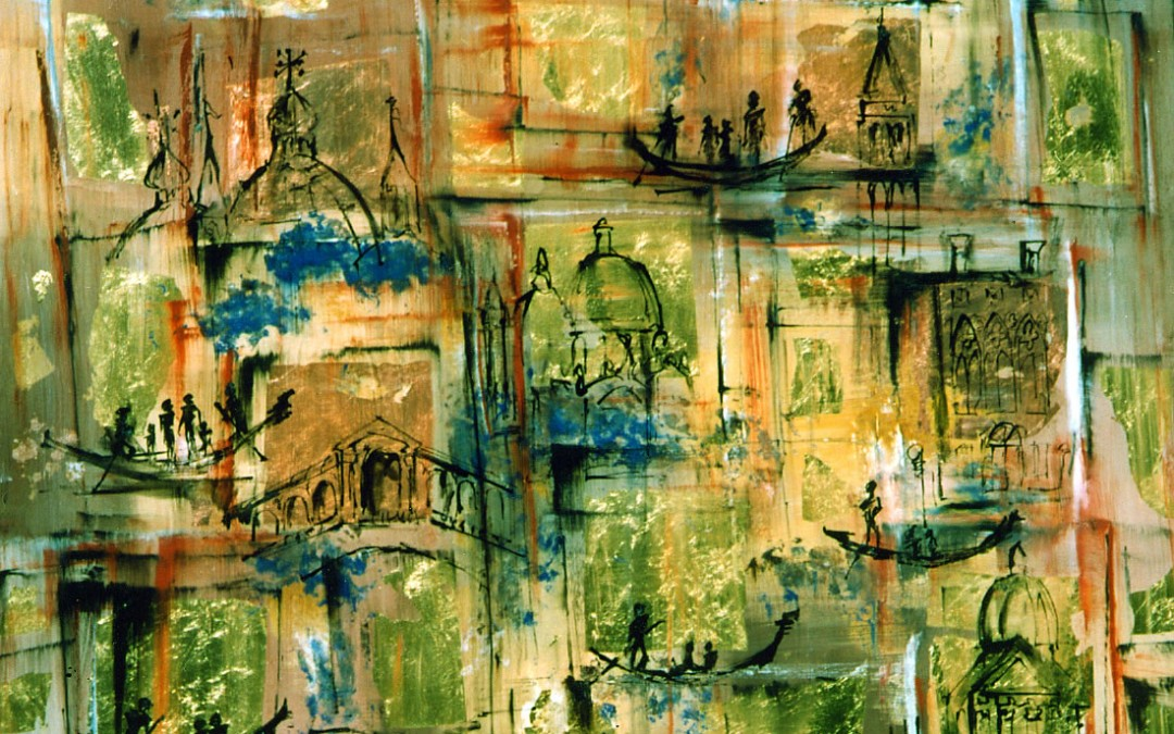 """Venice Remembered, Prompted by Chopin's """"Barcarolle"""""""