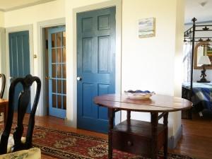 blue-doors