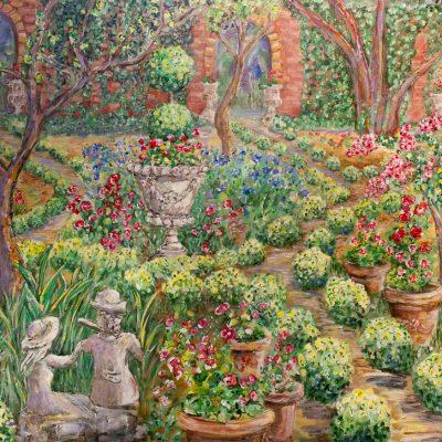 Joy in the Garden, Floral Delights