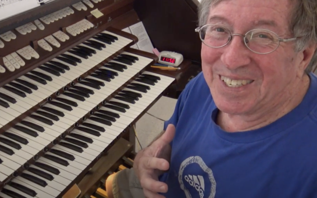 Pipes, Pedals and Heavenly Sounds.  Yes, you can play the pipe organ!